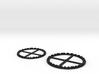 Secret Decoder Wheel Pendant 3d printed