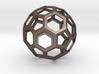 Leonardos Icosahedron 3d printed