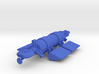 """Civilian """"Whale"""" Freighter V2 3d printed"""