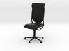 Gi Joe Office Chair 3d printed