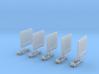 Ladebordwand Segmente Mit Kinematik 3d printed