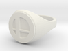 ring -- Fri, 28 Jun 2013 16:19:36 +0200 3d printed