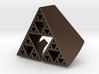 Super Fractal Pendant 3d printed