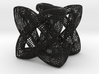 Twisty Cube 3d printed