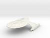 Chandley Class Refit Frigate 3d printed
