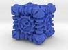 Steampunk Gaming Dice 3d printed