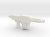 Gundam Gun 3d printed