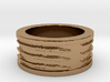 scratch ring Ring Size 9 3d printed