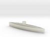 U-2322 (Type XXIII U-Boat) 1/1800 3d printed