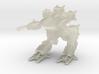Mecha- Guardian II (1/110th) 3d printed