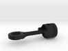 Piston Keychain 3d printed