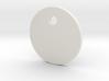 Touchstone of Ra pendant 3d printed
