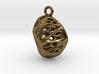 Goldmine Pendant 3d printed