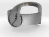 The Flash ring - Bottle Opener band or regular 3d printed
