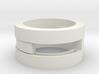 Slider-ring (medium) 3d printed