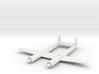 1/300 Arado Ar E 530 3d printed