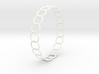 Venn Bracelet   3d printed