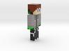 6cm | MinecraftSteve91 3d printed