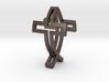 IchthysCross Pendant 3d printed