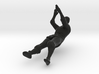 Ninja Kicked 3d printed