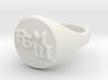 ring -- Tue, 03 Sep 2013 17:34:59 +0200 3d printed