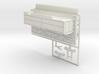 12 m Tonnendachbude 1:220 (z scale) 3d printed