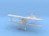1/144 Albatros D.III 3d printed