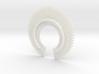 Radial (Sunlike) 3d printed