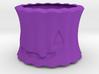 Jack-O-Lantern Tea Light Holder 3d printed