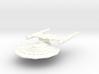 USS Zarek 3d printed
