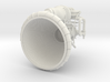 F1 3D Engine Top--1:32 3d printed