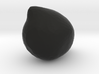 Something that looks like a pear 3d printed