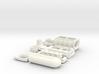1 8 426 Hemi GMC Blower W FI System 3d printed