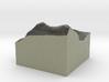 Terrafab generated model Fri Sep 27 2013 15:11:33  3d printed