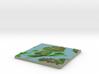 Terrafab generated model Mon Sep 30 2013 21:58:43  3d printed