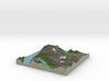 Terrafab generated model Tue Oct 01 2013 23:50:43  3d printed
