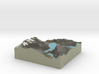Terrafab generated model Wed Oct 02 2013 15:08:20  3d printed