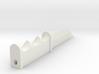 Mini Tanto Letter Opener 3d printed