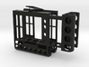DJI Phantom (P1, P2, PV) Garmin GTU10 Mount 3d printed