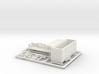 Toilettenwagen - 1:220 (z scale) 3d printed