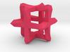 Mesh Cube - big 3d printed