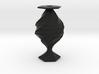 twisted babel fish flower vase 3d printed
