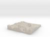 Terrafab generated model Thu Oct 17 2013 10:15:55  3d printed