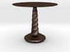 red cap table 3 3d printed