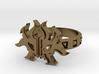 Magic: The Gathering  Rakdos Ring(US Size7) 3d printed
