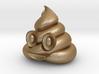 Emoticon Poop emoji 25mmWide Apple iPhone iOS 3d printed