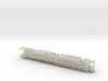 Z Scale Pullman HW Passenger Car Windows-Full Set 3d printed