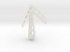 Grappling Hook #3 - skeletal 3d printed