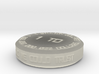 Expensive Billion Dollar Coin #2 3d printed