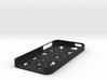 Snowflake iPhone 5 case 3d printed